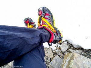 Contreforts du Mont Buet · Alpes, Aiguilles Rouges, FR · GPS 46°0'45.90'' N 6°50'59.66'' E · Altitude 3307m