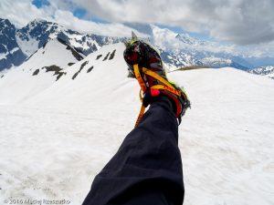 Contreforts du Mont Buet · Alpes, Aiguilles Rouges, FR · GPS 46°0'46.08'' N 6°50'59.60'' E · Altitude 3271m