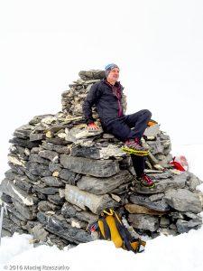 Mont Buet · Alpes, Aiguilles Rouges, FR · GPS 46°1'30.05'' N 6°51'8.25'' E · Altitude 3096m