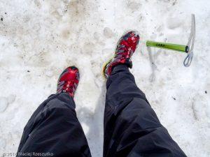 Contreforts du Mont Buet · Alpes, Aiguilles Rouges, FR · GPS 46°0'51.81'' N 6°50'59.34'' E · Altitude 2672m