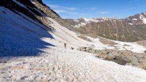 Glacier du Grand Paradis · Alpes, Massif du Grand Paradis, Valsavarenche, IT · GPS 45°31'4.61'' N 7°14'22.45'' E · Altitude 2882m
