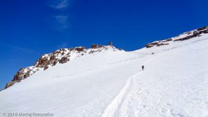 Glacier du Grand Paradis · Alpes, Massif du Grand Paradis, Valsavarenche, IT · GPS 45°30'53.07'' N 7°16'4.58'' E · Altitude 3842m