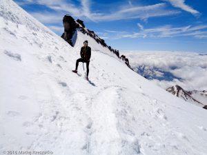 Glacier du Grand Paradis · Alpes, Massif du Grand Paradis, Valsavarenche, IT · GPS 45°30'57.70'' N 7°16'7.89'' E · Altitude 3894m