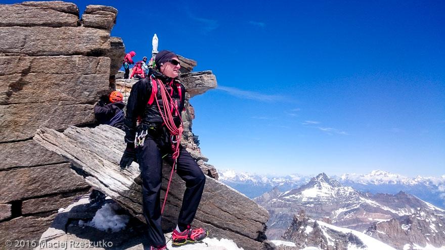 Grand Paradis · Alpes, Massif du Grand Paradis, Valsavarenche, IT · GPS 45°31'1.80'' N 7°16'5.49'' E · Altitude 4061m