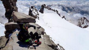 Grand Paradis · Alpes, Massif du Grand Paradis, Valsavarenche, IT · GPS 45°31'1.62'' N 7°16'5.74'' E · Altitude 4061m