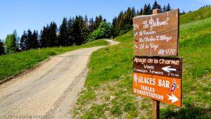 Le Délevret · Alpes, Massif du Mont-Blanc, Vallée de Chamonix, FR · GPS 45°52'45.09'' N 6°45'21.34'' E · Altitude 1731m
