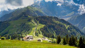 Le Délevret · Alpes, Massif du Mont-Blanc, Vallée de Chamonix, FR · GPS 45°52'44.64'' N 6°45'20.54'' E · Altitude 1731m