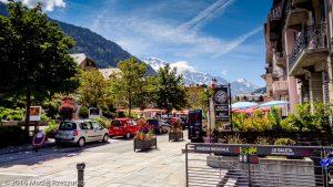 Saint-Gervais-les-Bains · Alpes, Massif du Mont-Blanc, Vallée de Chamonix, FR · GPS 45°53'33.52'' N 6°42'41.09'' E · Altitude 742m