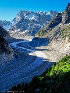 Montenvers · Alpes, Massif du Mont-Blanc, Mer de Glace, FR · GPS 45°55'51.18'' N 6°55'4.13'' E · Altitude 1914m