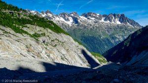 Échelles de la Charpua · Alpes, Massif du Mont-Blanc, Mer de Glace, FR · GPS 45°55'30.77'' N 6°55'38.90'' E · Altitude 1785m