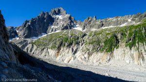 Échelles de la Charpua · Alpes, Massif du Mont-Blanc, Mer de Glace, FR · GPS 45°55'30.61'' N 6°55'38.69'' E · Altitude 1784m