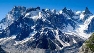 Début du Balcon · Alpes, Massif du Mont-Blanc, Mer de Glace, FR · GPS 45°55'22.90'' N 6°55'49.55'' E · Altitude 2035m