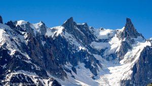 Début du Balcon · Alpes, Massif du Mont-Blanc, Mer de Glace, FR · GPS 45°55'22.91'' N 6°55'49.36'' E · Altitude 2035m