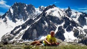 Tête du Couvercle · Alpes, Massif du Mont-Blanc, Mer de Glace, FR · GPS 45°54'26.95'' N 6°57'33.16'' E · Altitude 2702m