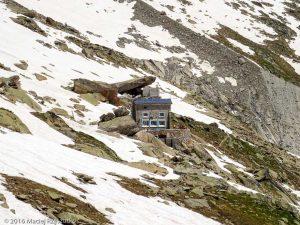 Tête du Couvercle · Alpes, Massif du Mont-Blanc, Mer de Glace, FR · GPS 45°54'27.02'' N 6°57'33.32'' E · Altitude 2701m