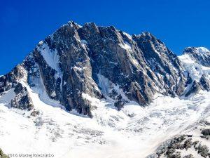 Refuge de Leschaux · Alpes, Massif du Mont-Blanc, Mer de Glace, FR · GPS 45°53'41.73'' N 6°58'51.31'' E · Altitude 2455m
