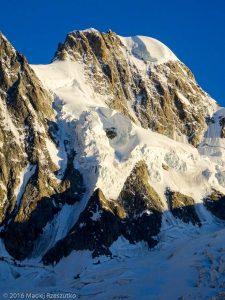 Refuge de Leschaux · Alpes, Massif du Mont-Blanc, Mer de Glace, FR · GPS 45°53'41.40'' N 6°58'50.88'' E · Altitude 2444m