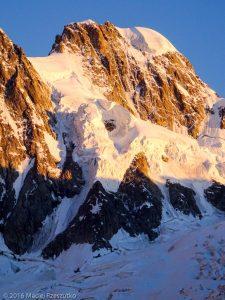 Refuge de Leschaux · Alpes, Massif du Mont-Blanc, Mer de Glace, FR · GPS 45°53'41.86'' N 6°58'51.25'' E · Altitude 2454m