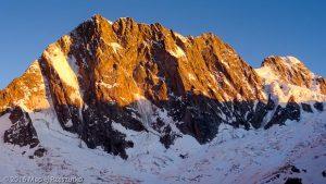 Refuge de Leschaux · Alpes, Massif du Mont-Blanc, Mer de Glace, FR · GPS 45°53'41.67'' N 6°58'51.09'' E · Altitude 2455m
