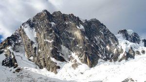 Refuge de Leschaux · Alpes, Massif du Mont-Blanc, Mer de Glace, FR · GPS 45°53'41.71'' N 6°58'51.46'' E · Altitude 2441m