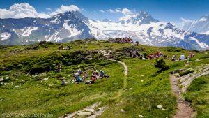 Aiguillette des Posettes · Alpes, Massif du Mont-Blanc, Vallée de Chamonix, FR · GPS 46°1'4.60'' N 6°56'23.87'' E · Altitude 2148m