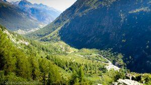 Grand Balcon Sud · Alpes, Aiguilles Rouges, FR · GPS 46°0'2.64'' N 6°55'5.03'' E · Altitude 1711m