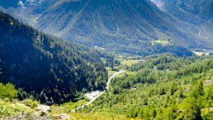Grand Balcon Sud · Alpes, Aiguilles Rouges, FR · GPS 46°0'2.65'' N 6°55'4.91'' E · Altitude 1711m