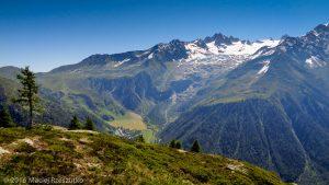Grand Balcon Sud · Alpes, Aiguilles Rouges, FR · GPS 45°59'35.47'' N 6°54'42.38'' E · Altitude 2052m