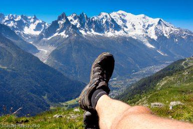La Tête aux Vents · Alpes, Aiguilles Rouges, FR · GPS 45°58'57.31'' N 6°54'23.33'' E · Altitude 2124m