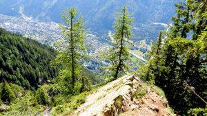Vers le Refuge de Bel Lachat · Alpes, Aiguilles Rouges, FR · GPS 45°55'0.06'' N 6°49'39.71'' E · Altitude 1867m