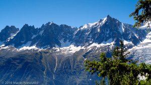 Vers le Refuge de Bel Lachat · Alpes, Aiguilles Rouges, FR · GPS 45°55'0.04'' N 6°49'39.67'' E · Altitude 1866m