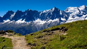 Grand Balcon · Alpes, Aiguilles Rouges, FR · GPS 45°55'30.25'' N 6°49'49.91'' E · Altitude 2228m