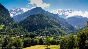 Bionnay · Alpes, Massif du Mont-Blanc, Val Montjoie, FR · GPS 45°51'58.55'' N 6°43'19.36'' E · Altitude 1025m