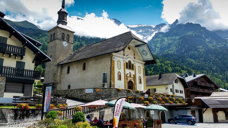 Les Contamines-Montjoie · Alpes, Massif du Mont-Blanc, Val Montjoie, FR · GPS 45°49'16.49'' N 6°43'38.16'' E · Altitude 1217m