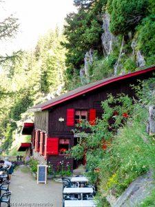 Chalet du Chapeau · Alpes, Massif du Mont-Blanc, Vallée de Chamonix, FR · GPS 45°56'53.40'' N 6°55'2.74'' E · Altitude 1531m
