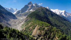 Chalet du Chapeau · Alpes, Massif du Mont-Blanc, Vallée de Chamonix, FR · GPS 45°56'53.96'' N 6°55'4.99'' E · Altitude 1611m