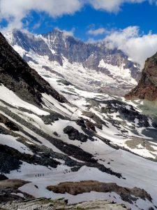 Klein Allalin · Alpes, Alpes valaisannes, Massif de l'Allalin, CH · GPS 46°3'34.78'' N 7°56'14.29'' E · Altitude 3011m