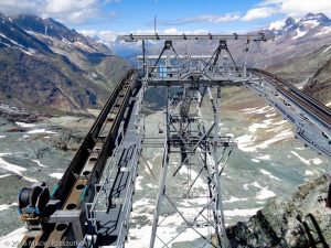 Felskin · Alpes, Alpes valaisannes, Massif de l'Allalin, CH · GPS 46°4'7.00'' N 7°54'56.00'' E · Altitude 2931m