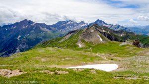 Col de la Croix du Bonhomme · Alpes, Massif du Mont-Blanc, FR · GPS 45°43'28.72'' N 6°43'4.56'' E · Altitude 2461m
