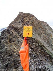La Grande Ecaille · Alpes, Massif du Mont-Blanc, FR · GPS 45°45'20.88'' N 6°45'38.57'' E · Altitude 2658m