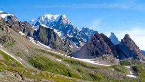 Col de la Seigne · Alpes, Massif du Mont-Blanc, Val Veny, IT · GPS 45°45'4.75'' N 6°48'26.95'' E · Altitude 2525m