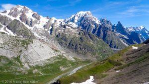 Col de Chavannes · Alpes, Massif du Mont-Blanc, Val Veny, IT · GPS 45°44'56.02'' N 6°49'55.36'' E · Altitude 2565m