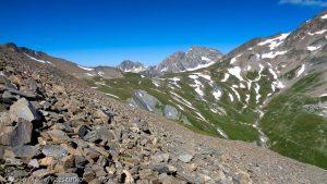 Col de Chavannes · Alpes, Massif du Mont-Blanc, Val Veny, IT · GPS 45°44'56.02'' N 6°49'55.33'' E · Altitude 2565m