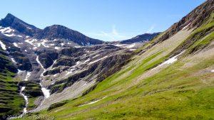 Col de Chavannes · Alpes, Massif du Mont-Blanc, Val Veny, IT · GPS 45°44'58.96'' N 6°50'6.89'' E · Altitude 2607m