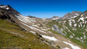 Col de Chavannes · Alpes, Massif du Mont-Blanc, Val Veny, IT · GPS 45°44'58.81'' N 6°50'7.01'' E · Altitude 2607m