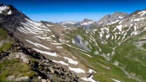 Col de Chavannes · Alpes, Massif du Mont-Blanc, Val Veny, IT · GPS 45°45'4.37'' N 6°50'18.21'' E · Altitude 2680m
