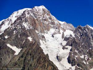 Mont Fortin · Alpes, Massif du Mont-Blanc, Val Veny, IT · GPS 45°45'47.04'' N 6°52'3.98'' E · Altitude 2722m