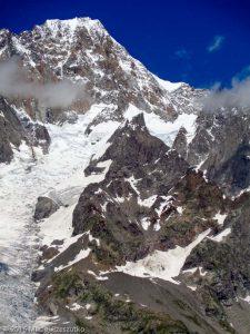 Arête du Mont Favre · Alpes, Massif du Mont-Blanc, Val Veny, IT · GPS 45°46'19.88'' N 6°53'23.08'' E · Altitude 2455m