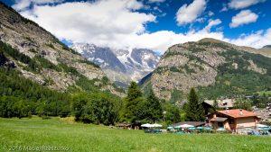 Courmayeur · Alpes, Massif du Mont-Blanc, Val Veny, IT · GPS 45°47'20.56'' N 6°57'43.46'' E · Altitude 1324m