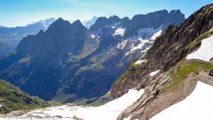 Col de Salenton · Alpes, Aiguilles Rouges, Vallon de Bérard, FR · GPS 46°0'28.10'' N 6°51'18.53'' E · Altitude 2501m